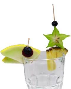 Ananaskeil, Melonenkeil