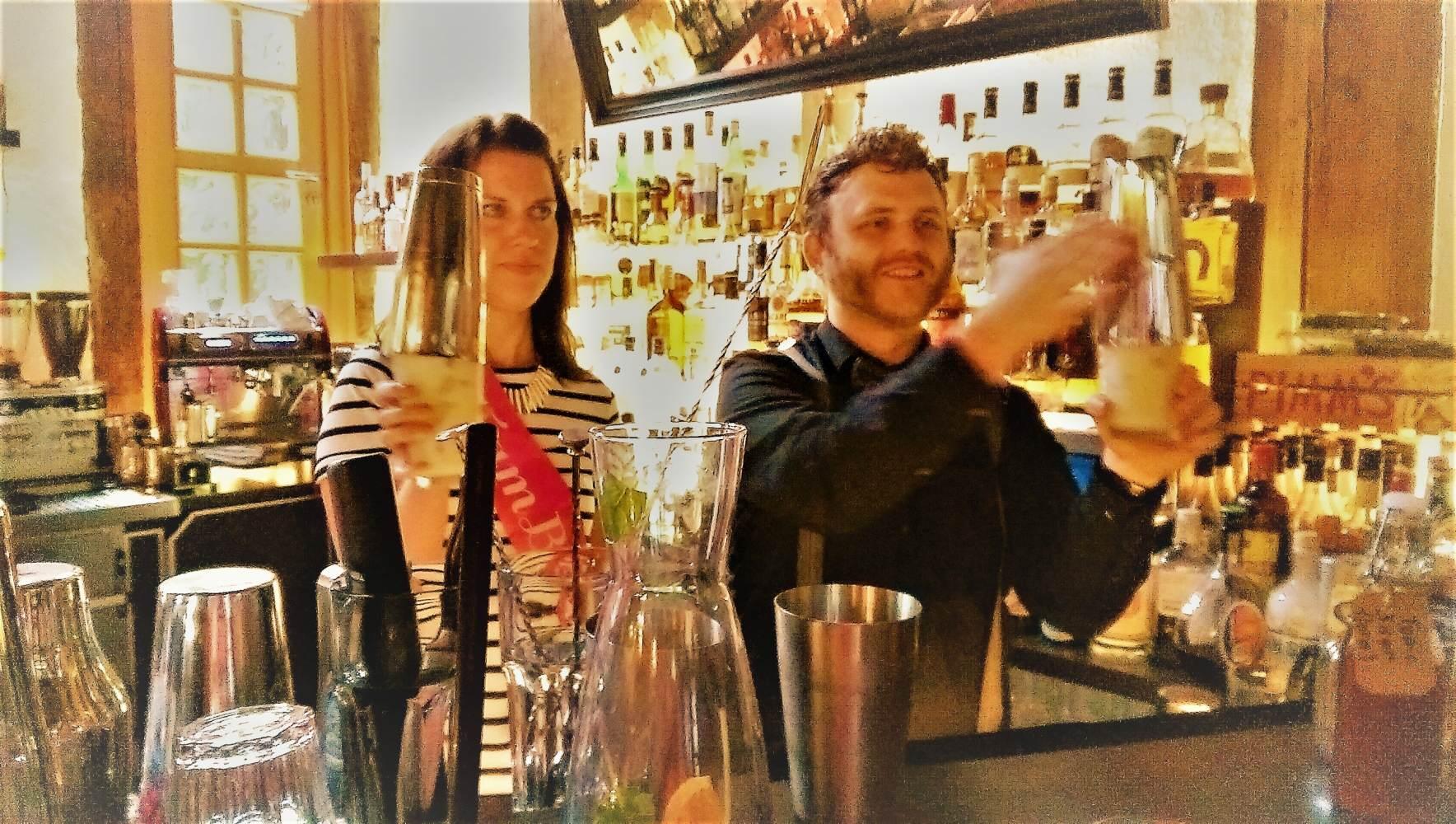 Cocktailkurse & Verkostungen
