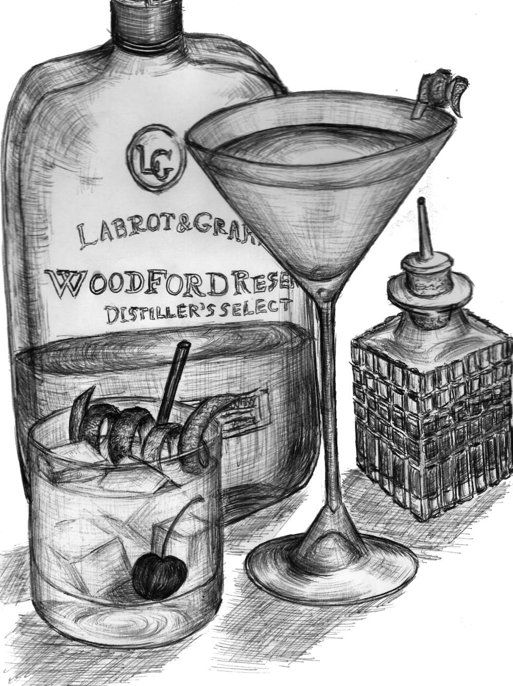 Dry Cocktails