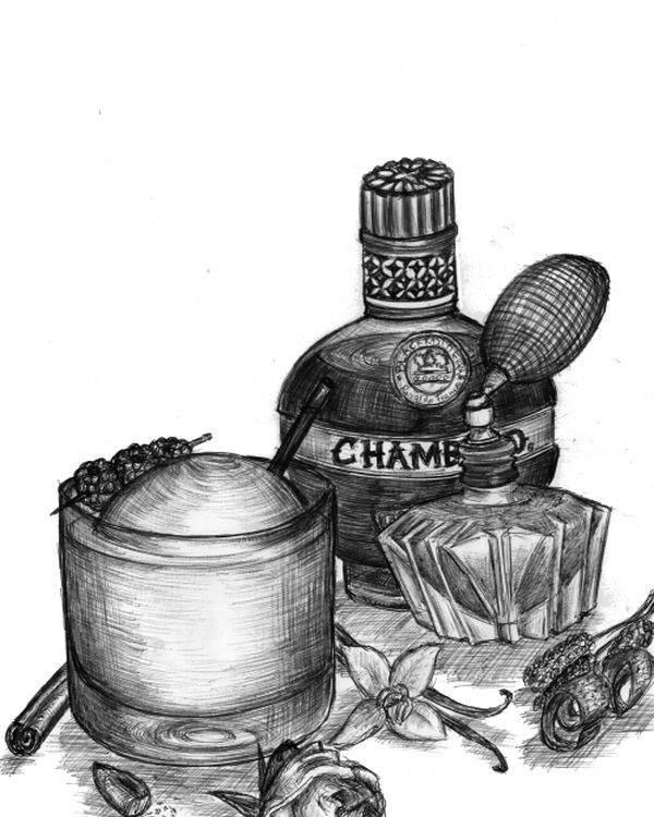 Fragrance Cocktails