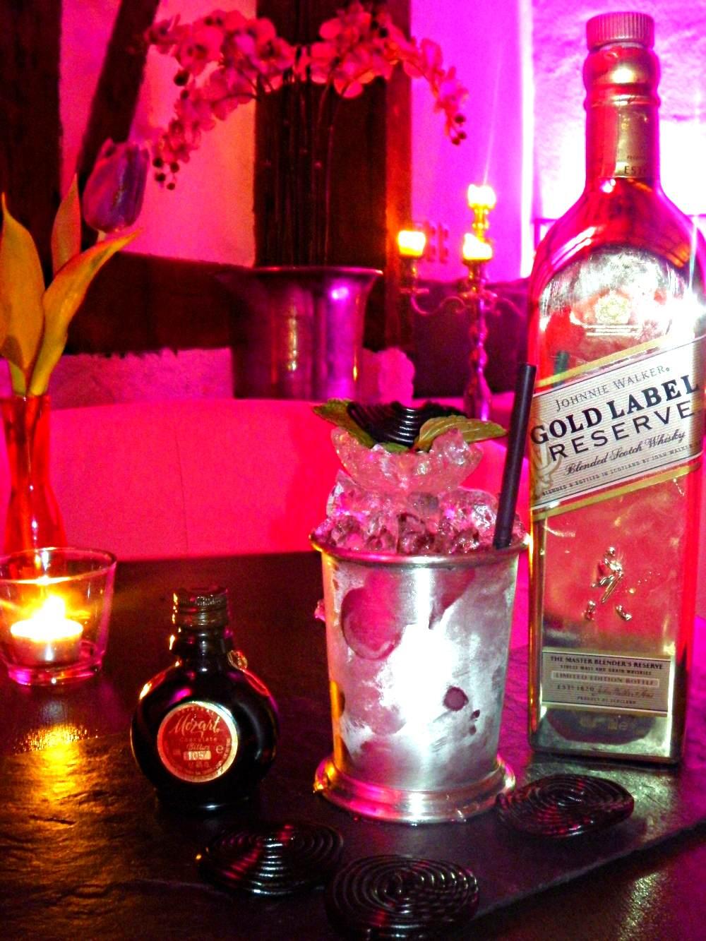 Liquorice Julep