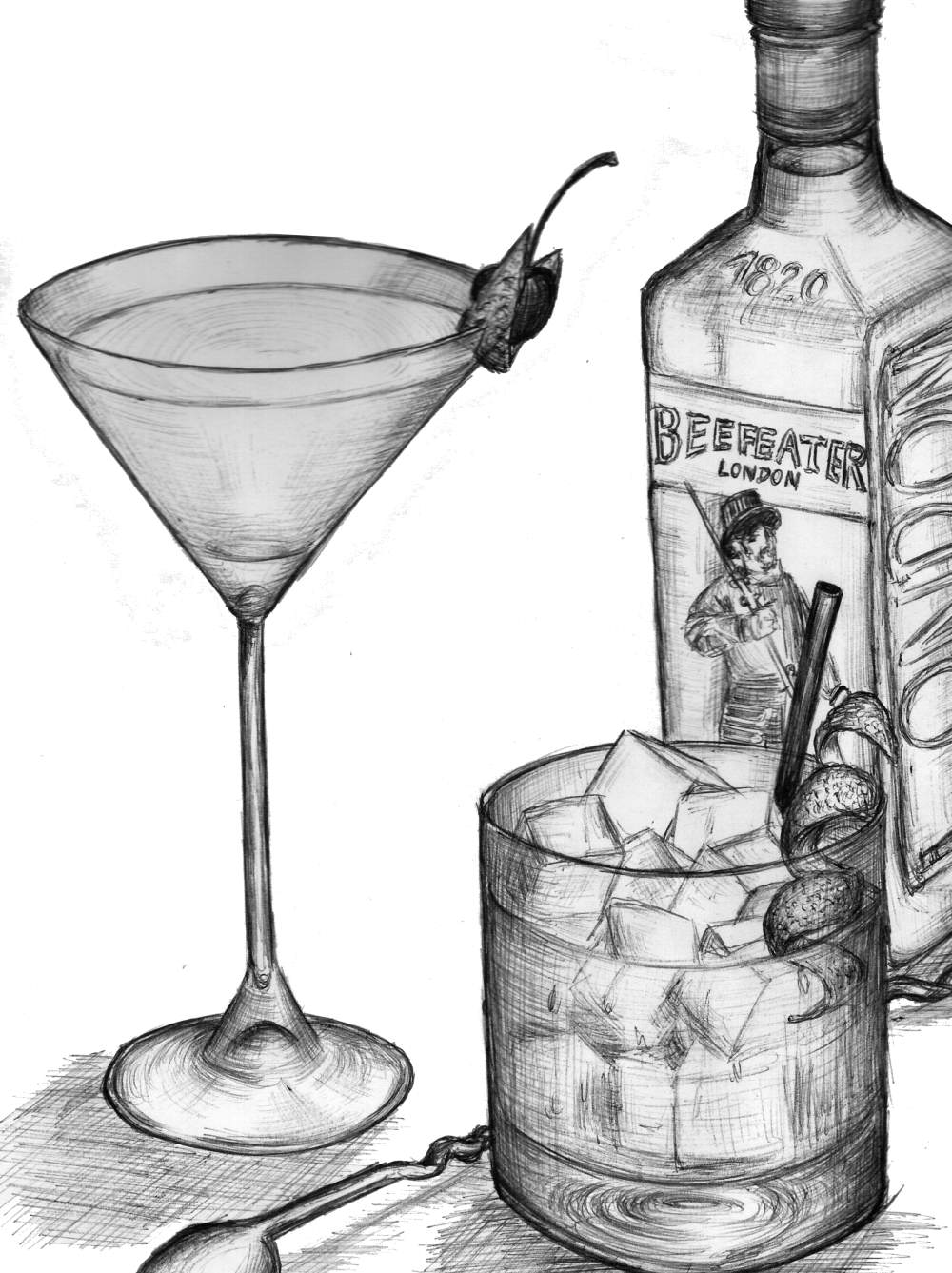Medium Cocktails
