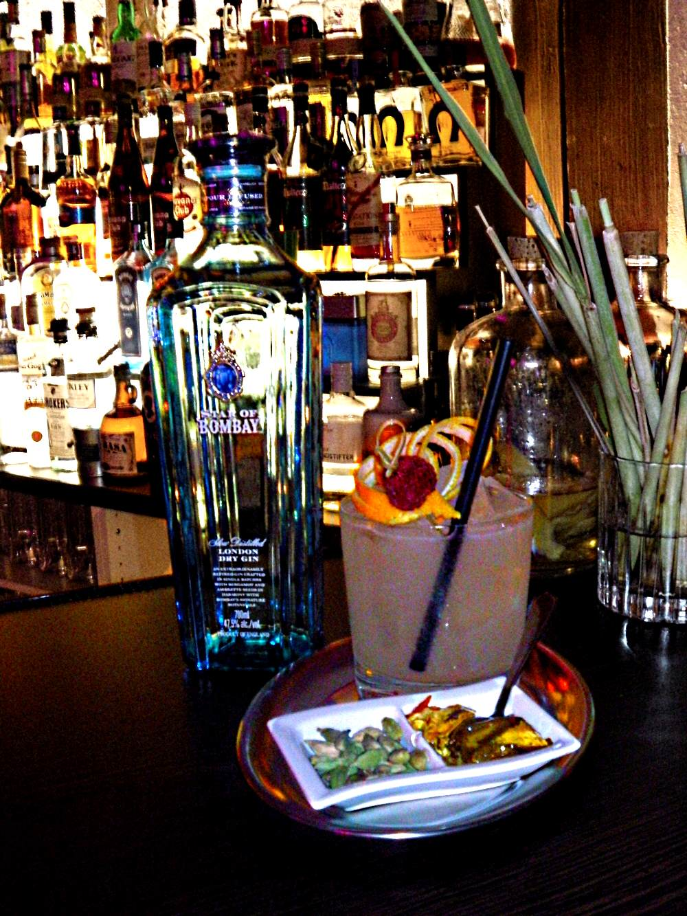 Silk Road Cocktail