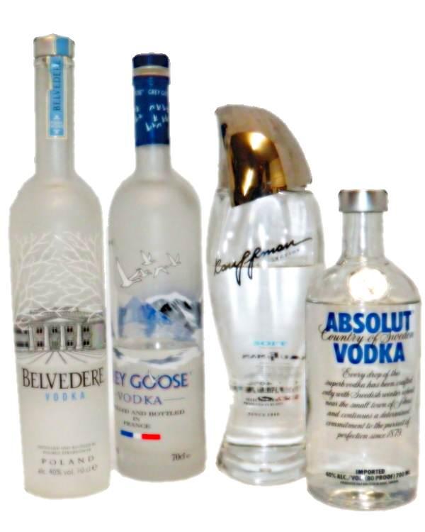 Wodka Aus Roggen