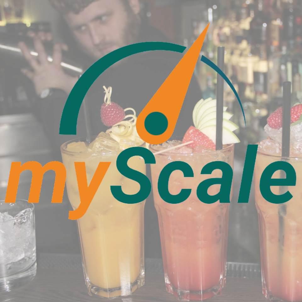 Cocktailrezepte mit myScale