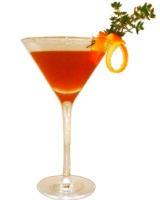 Orange-Thyme-Daiquiri