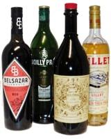 Wermut und Weinliköre