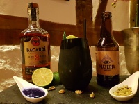 Dark Temptation Cocktail