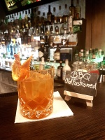 BBQ-Old Fashioned